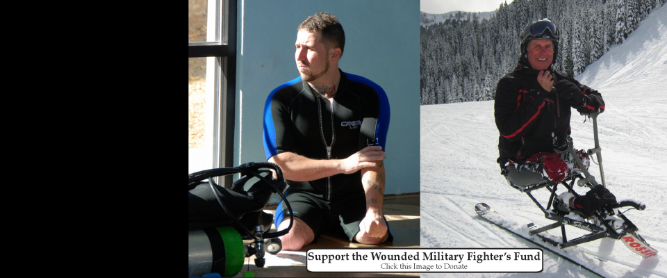 Wounded Military Fighters Fund