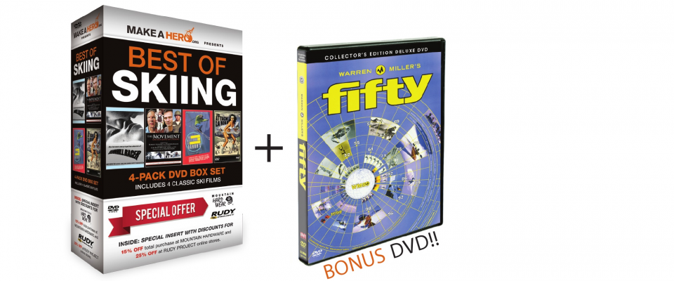 DVD BOX SET w FIFTY